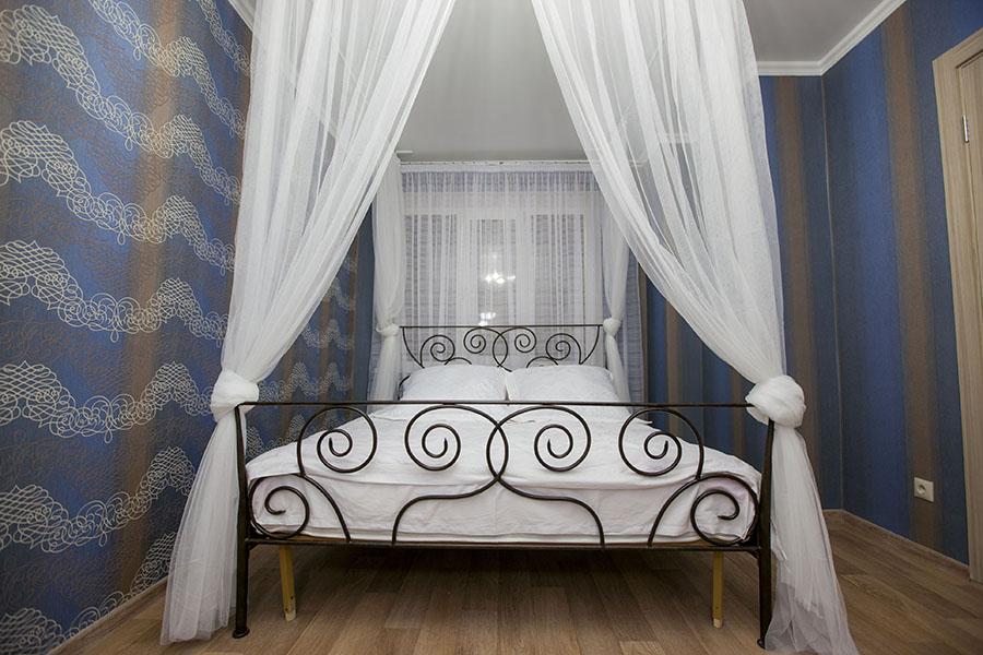 Номер с джакузи в отеле Тольятти - КвартХаус
