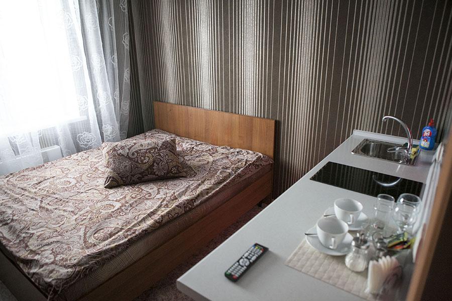 Недорогой номер в отеле - КвартХаус