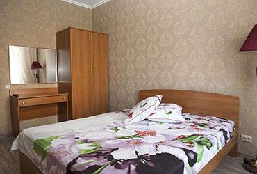 2-комнатная квартира Спортивная, д. 6
