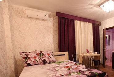 1-комнатная квартира – студия Революционная 11Б