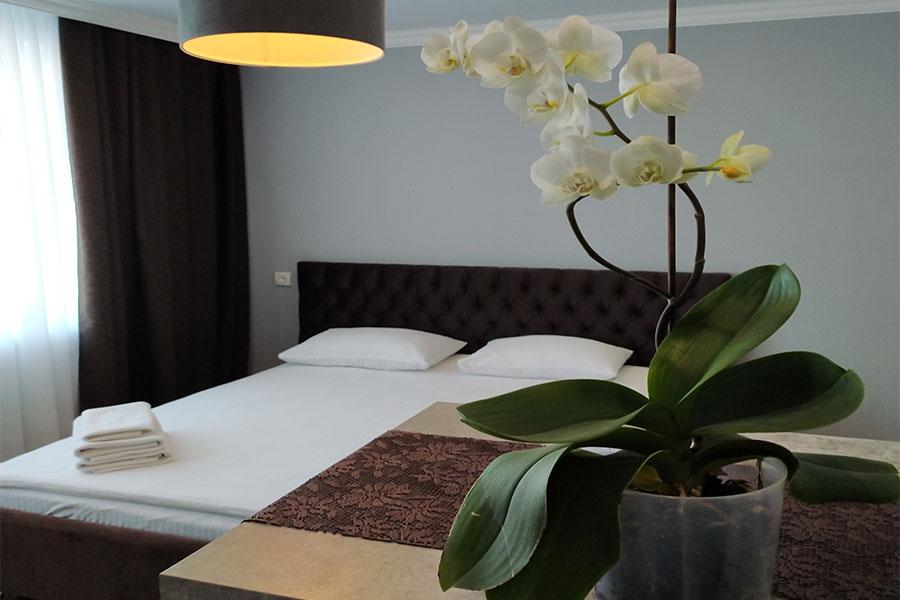 Номер Стандарт улучшенный в гостинице - КвартХаус