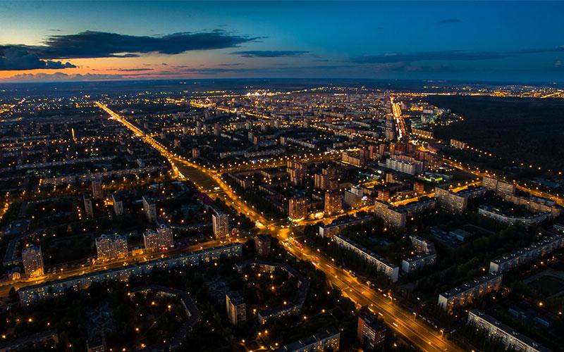 Пешком по Тольятти